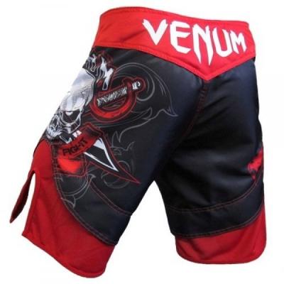 Шорты для MMA Venum Pirate 2.0 Red