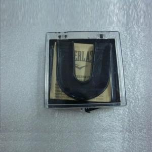 Капа боксерская одночелюстная Everlast(черная)
