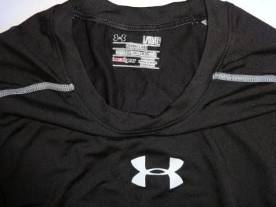 Компрессионная футболка Under Armour