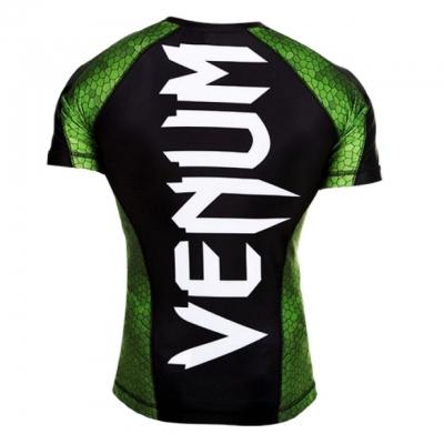 Рашгард Venum Amazonia Green SS