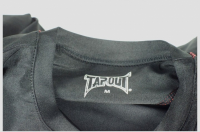 Рашгард Tapout Long Sleeve - Black