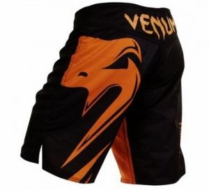 Шорты ММА Venum Wand Shadow Orange