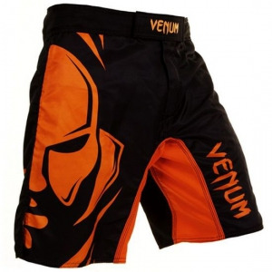 Шорты ММА Venum Wand Shadow Orange