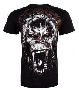 Футболка Venum Gorilla - Black