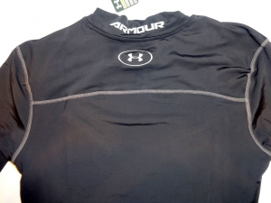 Компрессионная футболка Under Armour длинный рукав