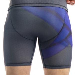 Компрессионные шорты ORSO Bandage-синий